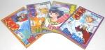 MANGA - QUADRINHO - INUYASHA - Lote contendo 4 mangás / revistas da série Inuyasha da editora JBC, sendo eles os volumes 65, 66, 67 e 69.