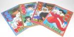 MANGA - QUADRINHO - INUYASHA - Lote contendo 4 mangás / revistas da série Inuyasha da editora JBC, sendo eles os volumes 45, 72, 73 e 77.