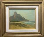 Arthur Timotheo COSTA DA (1882-1923) - óleo s/ madeira, medindo: 26 cm x 33 cm e 50 cm x 58 cm
