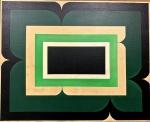 Ivan SERPA (1923-1973) - óleo s/ tela, Série Mangueira, datado 12.6.68, medindo: 95 cm x 75 cm (Pertenceu coleção particular do Rio de Janeiro)(reproduzido no catálogo do leilão)