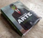 Tudo sobre Arte - - Os movimentos e as Obras mais importantes de todos os tempos - Stephen Farthing - 574 págs - No estado (Jub)