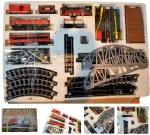 Ferrorama SL 5000, Estrela, completo tudo funcionando, brinquedo guardado foi montado 1 vez, em excelente estado de conservação
