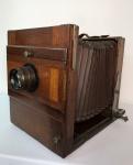 Camera de fole de madeira - 42x28x33
