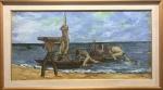 Raimundo CELA (1890-1954) - óleo s/ tela, medindo: 60 cm x 1,20 cm e 76cm x 1,37 m (coleção particular do Rio de Janeiro)