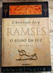 LIVRO: RAMSÉS O FILHO DA LUZ - CHRISTIAN JACQ - NO ESTADO