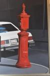 Ivan Pinheiro Machado, Wall Street - Caixa Postal NY, 1993 reproduzido no Dicionario de Artes do RS -med. 87x58cm