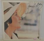 DISCO VINIL - THE BEST OF - JOAN BAEZ - IMPORTADO. Capa com pequeno rasgado e disco em muito bom estado (limpesa).