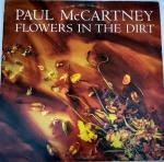 DISCO VINIL - PAUL McCARTNEY - FLOWERS IN THE DIRT (1989). Capa e disco em muito bom estado (limpesa).