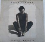 DISCO VINIL - TRACY CHAPMAN - CROSS ROADS (1989). Capa e disco em muito bom estado (limpesa).
