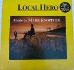 DISCO VINIL - LOCAL HERO (1983). Capa e disco em muito bom estado (limpesa).