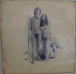 DISCO VINIL - RARIDADE - John Lennon e Yoko Ono -Two Virgins-Beatles(1968). Capa e disco em muito bom estado.