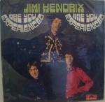 DISCO VINIL - JIMI HENDRIX - ARE YOU EXPERIENDED (1970). Capa e disco em muito bom estado.