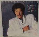 """DISCO VINIL - """"LIONEL RICHIE - DANCING ON THE CEILING"""", 1986. GATE FOLD. Capa escrita e disco em bom estado."""
