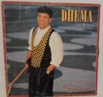 """DISCO VINIL - """"DHEMA - SWING NO AMOR"""", 1994. Capa desgastes e disco em bom estado."""