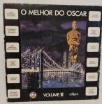 """DISCO VINIL - """"O MELHOR DO OSCAR - VOLUME III"""" (1989). Capa escrita e disco em bom estado."""