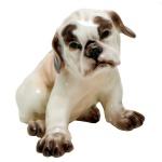 Cachorro. 6 x 6 cm.