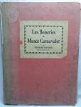 """LIVRO - """"Les Boiseres Du Museé Carnavalet"""", por François Boucher - Ilustrado. Capa dura. No estado."""