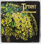 "LIVRO - ""TIFFANY' por Norman Potter e Douglas Jackson, pág. 128. Capa dura e sobrecapa. Ilustrado. Marcas do tempo."