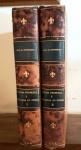 RUGENDAS, João Mauricio. Antigo livro VIAGEM PITORESCA ATRAVÉS DO BRASIL volume I e II. Edição de 1940.