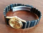 Relógio BAUER & MERCIER  GENEVE em PLAQUE OURO 5807 - numerado  1495037 - Não testad0o - No estado