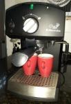 Electrolux, cafeteira Chef Crema 127v, pouco uso. Funcionando