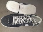 Osklen, tênis 41 preto com 30cm de sola