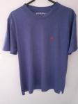 Brooksfield, camiseta M azul/lilás de algodão, compr: 63cm / larg: 50cm