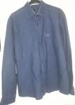 Dudalina, camisa 5 de algodão marinho, 68x54x65cm