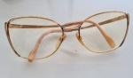 Rodenstock, óculos com armação dourada