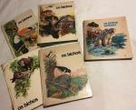 Os Bichos, coleção completa (5 volumes) incluindo volume extra Os Bichos Evoluem. Marcas do tempo. No estado