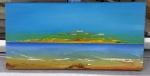 Ruth Pinheiro, AST A Ilha, 15x30cm