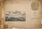 Luiz Musso - Album do Rio de Janeiro - 1900c - 1a. Ed. - Ilustrado com 23 fotogravuras - Formato 21x15cm - Brochura - Conservação: Muito bom exemplar, sinal de acidificação/amarelamento, capa de brochura com perdas., marcas do tempo.