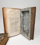 Livro Caixa - Oeuvres Completes de Berquin - Paris 1808 - Raro livro caixa, onde se guardavam objetos de valor - Conservação: Muito bom exemplar, sinal de acidificação/amarelamento, algum desgaste na encadernação., marcas do tempo.