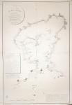 M. Barral - Plan de la Baie de Rio-Janeiro - Paris 1829 - AF 99x66cm AI 89x66cm - Conservação: Ótimo exemplar, pequeno corte na lateral, sem afetar a imagem, restaurado com papel vegetal na parte de trás - Não emoldurado.