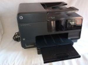 Impressora HP Officejet PRO 8610. Não testada, usada e sem garantias. 30 x 50 x 50cm.