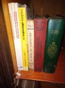 LIVRO (7) - Sobre culinária de diversos autores e editoras.