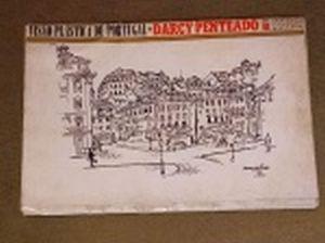 """LIVRO (1) - """"Darcy Penteado - Visão Plástica de Portugal"""" Álbum com diversas reproduções e textos."""