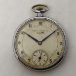 Maravilhoso e antigo relógio de bolso Omega Watch Co. Tissot - Mede 42mm de diâmetro. Está funcionando e nos comprometemos a enviar um vídeo do funcionamento do relógio para quem solicitar via Whatsapp