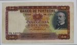 ..................23 - Nota de 50 Escudos 1941 (circulada) 1941 CH.6A Ramalho Ortigão - Banco De Portugal (25/11/1941). No estado. R$ 50,00 TALVEZ COLOCAR CADA UMA SEPARADAMENTE.