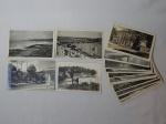 Vinte postais monocromáticos de diversos pontos da cidade de Recife, Pernambuco. 9 x 14cm.