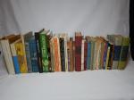 LIVRO (35) - Trinta e cinco livros de diversos temas e autores.
