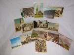 Vinte cartões postais coloridos de paisagens brasileiras. Não circulados. 9 x 14cm.