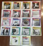 Coleção Folha 50 Anos de Bossa Nova (18 CD's). Faltam os números 9 e 15.