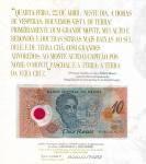 FOLDERS COM A CEDULA DO BRASIL - 10 REAIS - POLIMERO - PRIMEIRA SÉRIE - CEDULA NUMERO 014012 - CATALOGO AMATO: C-331 - ESTIMATIVA DO VALOR DE COMERCIO R$ 200,00 - CONSERVAÇÃO: FE = FLOR DE ESTAMPA