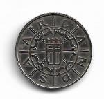 RARA - SAARLAND - COPPER-NICKEL - 100 FRANKEN - 1955 - PESO: 6.04 GRAMAS - DIAMETRO: 24 MM - CATALOGO KM# 4 - VALOR ESTIMATIVO; R$ 280,00 - CONSERVAÇÃO: SOBERBA COM VERNIZ