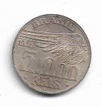BRASIL - PRATA - 5.000 RÉIS - SANTOS DUMONT - ANO DE 1936 - CATALOGO AMATO: P-721 - VALOR ESTIMATIVO R$ 70,00 - OTIMO ESTADO DE CONSERVAÇÃO.