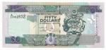 SOLOMON ISLANDS - 50 DOLLARS - ANO DE 2001 - CATALOGO PICK: P-24 - VALOR ESTIMATIVO R$ 120,00 - CONSERVAÇÃO: FE = FLOR DE ESTAMPA