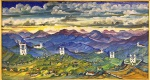 Holmes NEVES (1925-2008) - óleo s/ tela, medindo: 96 cm x 52 cm