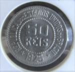 BRASIL - REPÚBLICA - 50 RÉIS - 1925