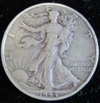 USA - HALF DOLLAR - 1944